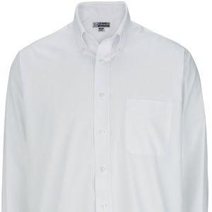 Other - Big and Tall Oxford Dress Shirts White